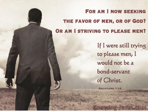 Galatians-1-10 Pastor Unlikely