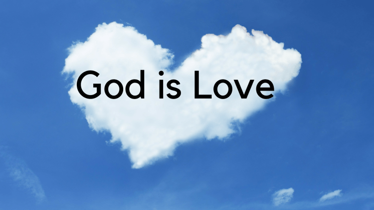God is love Pastor Unlikely