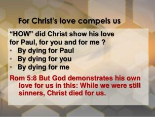 Husbands Loving as Jesus Commands Pastor Unlikely