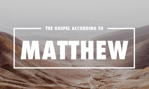 Sunday Sermon – Matthew 12:33-45 Out of the Overflow of the Heart