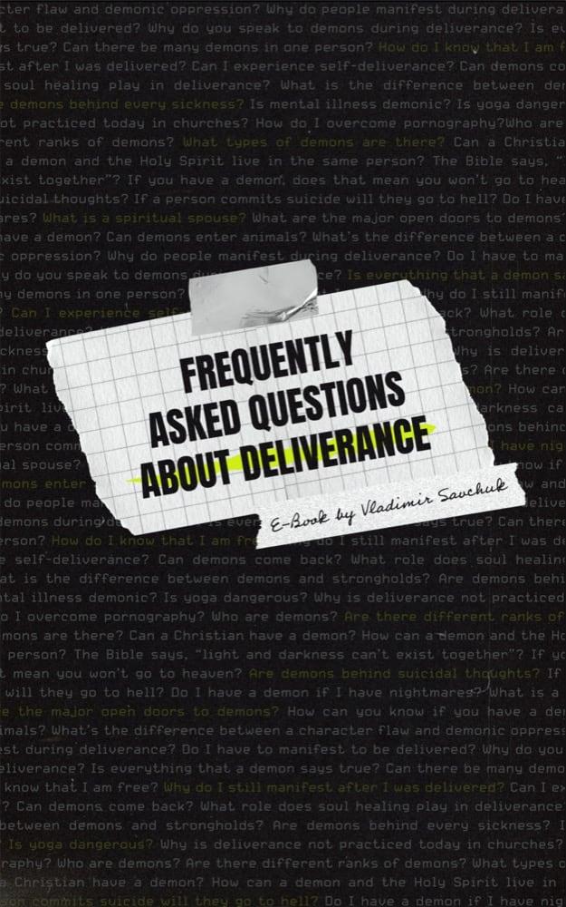 FAQ About Deliverance