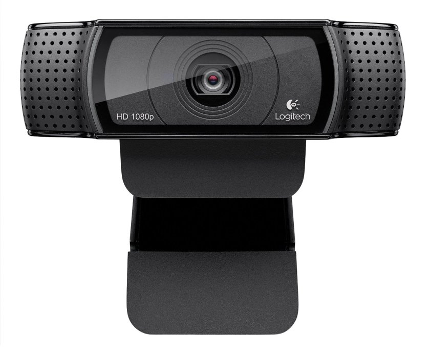 Logitech C920 a inexpensive option for live streaming church services