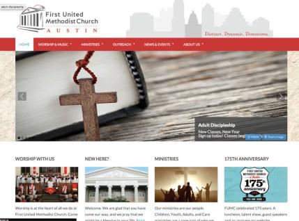 First United Methodist Church of Austin - fumcaustin.org