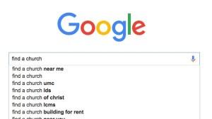 google-find-a-church