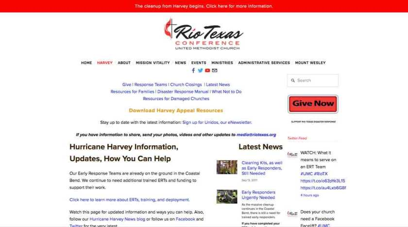 HarveyWebsite