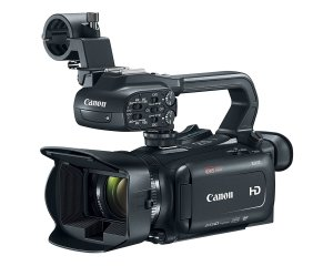The Canon XA11 is an excellent camera for live streaming church services