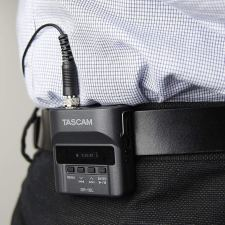 the tascam dr10l for recording church sound