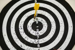 Your church social media strategy can't hit the bullseye if you don't know where it is.