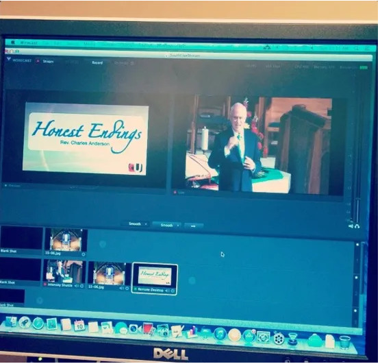 Image of live streaming at University UMC in San Antonio