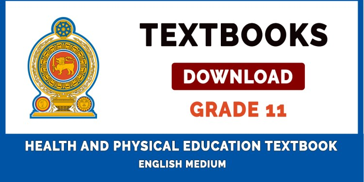 Health and Physical Education textbook