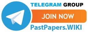 Past Papers WIKI telegram Group