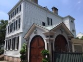Charleston revolutionary architecture