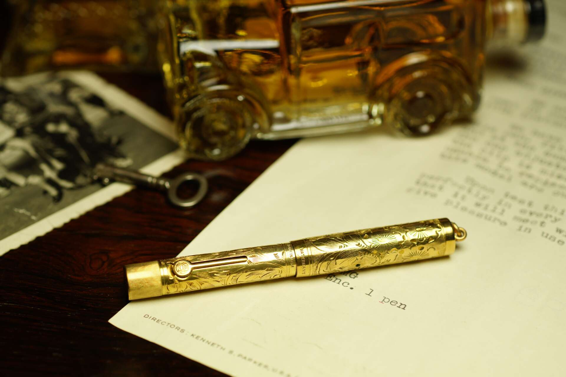 pastpens.com vintage fountain pen heritage