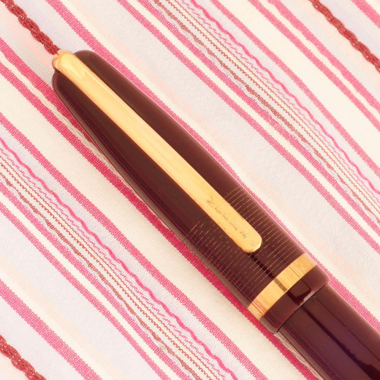 vintage moore fingertip 96B fountain pen new old stock