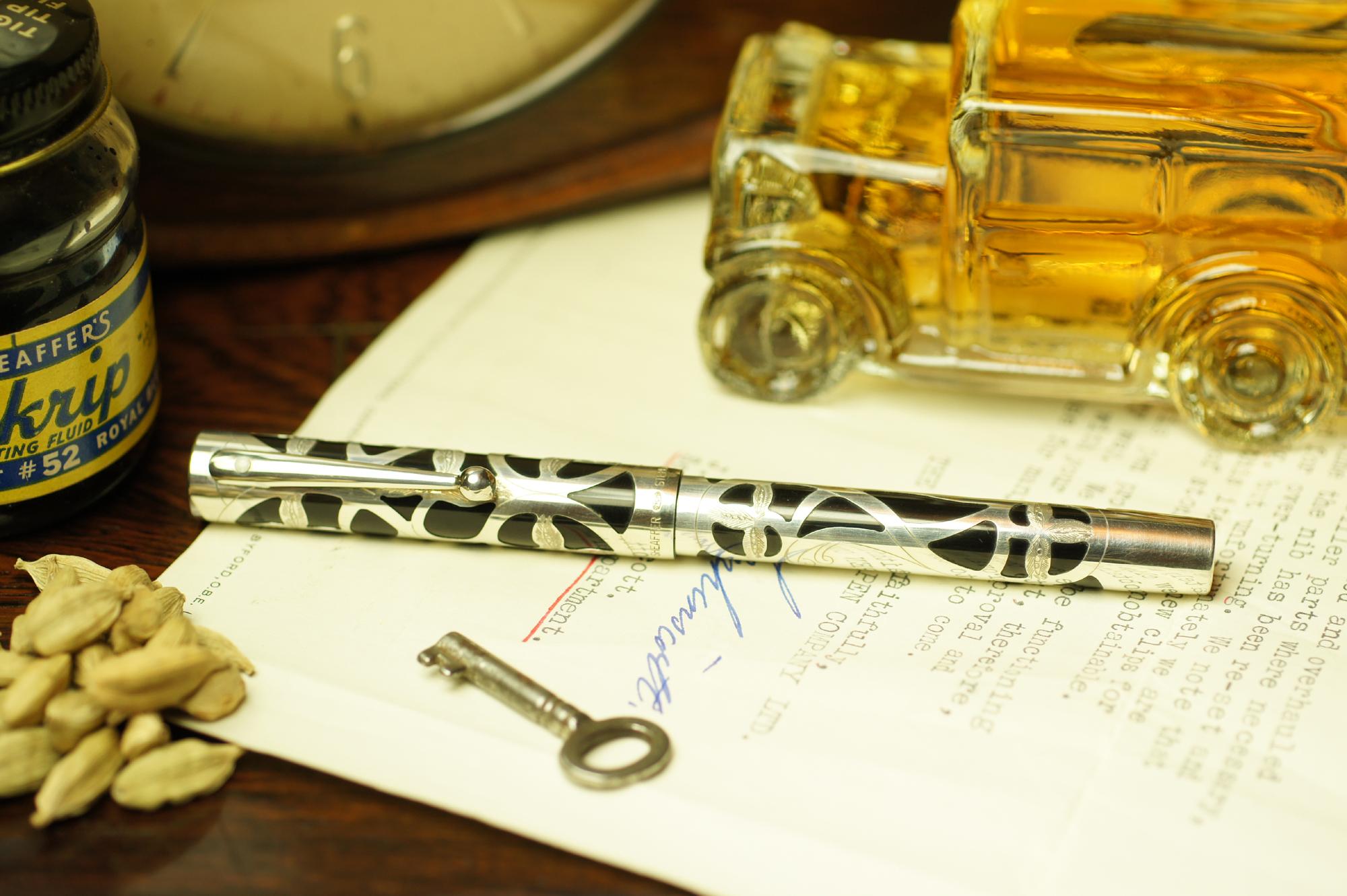 vintage fountain pen heritage collection - PastPens.com