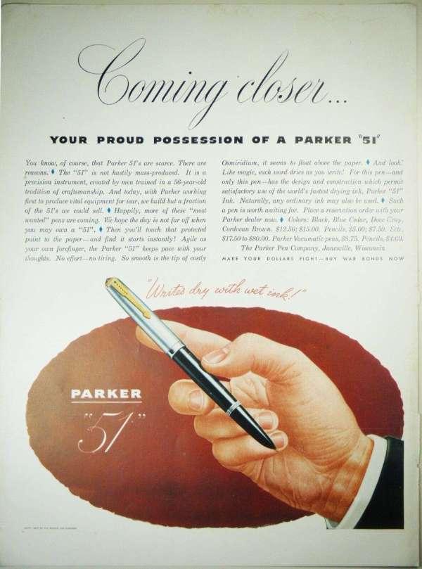 parker-51-double-jewel-rare-india-black-lustraloy-gold-band-aluminium