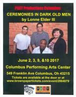 Ceremonies In Dark Old Men 2017