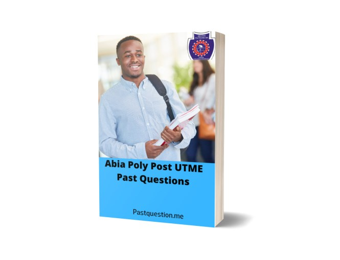 abia poly post utme past questions and answers