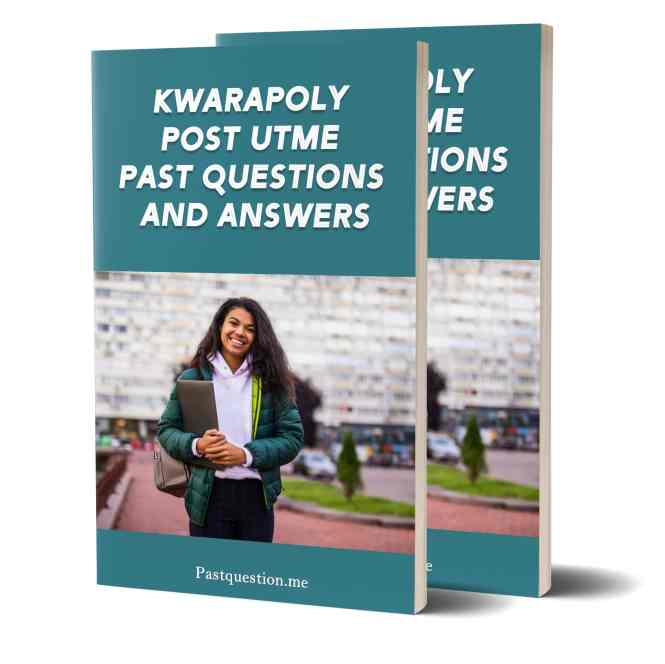 kwarapoly post utme past questions and answers