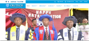 CRUTECH Post UTME Past Questions and Answers