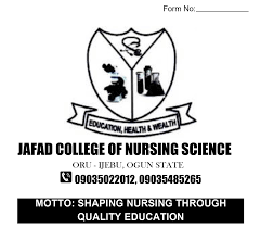Jafad College of Nursing Science Past Questions and Answers