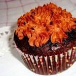 {Triple Chocolate Cupcakes} – Cupcakes cu ciocolata
