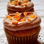 {Orange Pumpkin Cupcakes} – Cupcakes cu dovleac si portocale