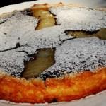 {Chocolate Pear Tart} – Tarta cu pere si ciocolata