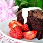 {Moist Chocolate Cake} – Tort de ciocolata