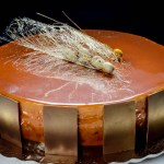 {Spiced Caramel Entremet} – Entremet cu mousse de caramel