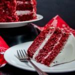 {Red Velvet Cake} – Tort Catifea Rosie