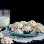 {Ghoriba – Moroccan Cookies} – Fursecuri marocane