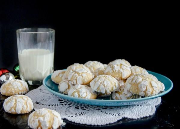 ghoriba - Moroccan cookies