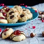 {Thumbprint Cookies – Two Ways} – Fursecuri pentru Craciun