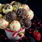 {Vanilla Cake Pops} – Cake pops cu vanilie