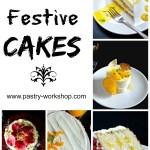 {5 Festive Cakes} – 5 torturi festive