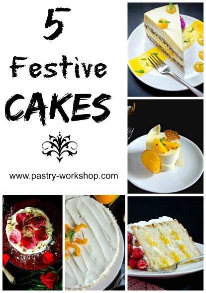 5 festive cakes