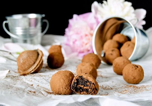 carob truffles