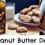 Top 5 Peanut Butter Desserts