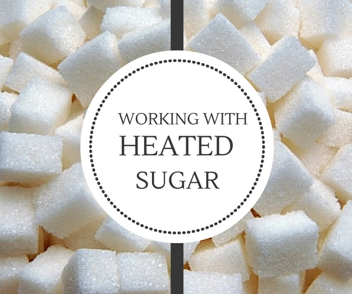 working with sugar