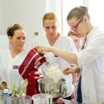 Pastry Workshop – Horeca School – cursuri cofetar