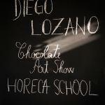 Diego Lozano – Horeca School – Romania 2016