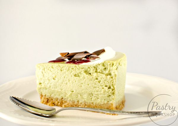 cheesecake cu fistic