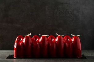 Red Berry Entremet