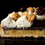 {Chocolate Amaretto Tart} – Tarta cu Amaretto si ciocolata