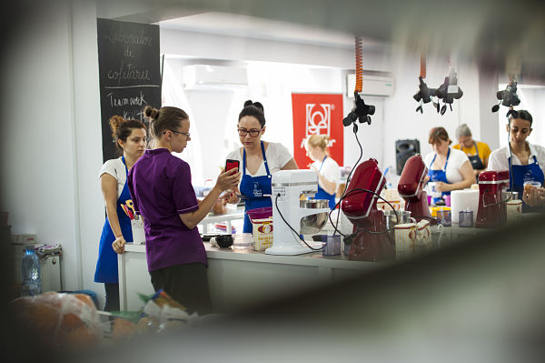 summer pastry school horeca