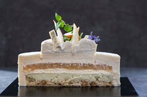 Blue Cheese Entremet