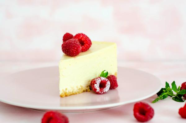 felie de cheesecake