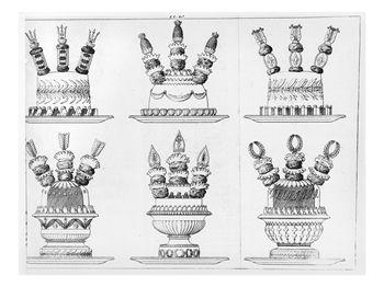 piese decorative antoine careme