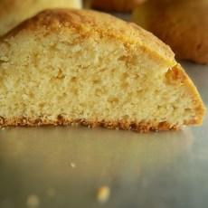 My Grandma's Cake-Like Vanilla Cookies